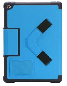 "NutKase NK014LB-EL taulutietokoneen suojakotelo 24.6 cm (9.7"") Folio-kotelo Sininen Nutkase Options NK014LB-EL - 1"