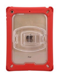 Nutkase Options Rugged Case For Ipad 5th/6th Gen Red Nutkase Options NK036R-EL - 1