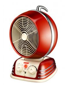 Unold 86203 sisälämmitin Sähkökäyttöinen lämpötuuletin Punainen 2000 W Unold 86203 - 1