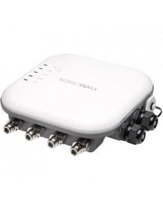SonicWall SonicWave 432O WLAN-tukiasema 2500 Mbit/s Power over Ethernet -tuki Valkoinen Sonicwall 01-SSC-2543 - 1