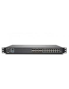 SonicWall NSA 3650 High Availability laitteistopalomuuri 3750 Mbit/s Sonicwall 01-SSC-3215 - 1