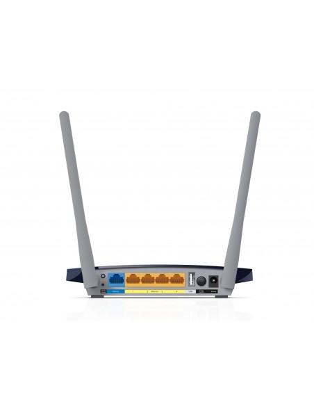 TP-LINK Archer C50 V1 langaton reititin Kaksitaajuus (2,4 GHz/5 GHz) Nopea Ethernet Musta Tp-link ARCHER C50 - 3