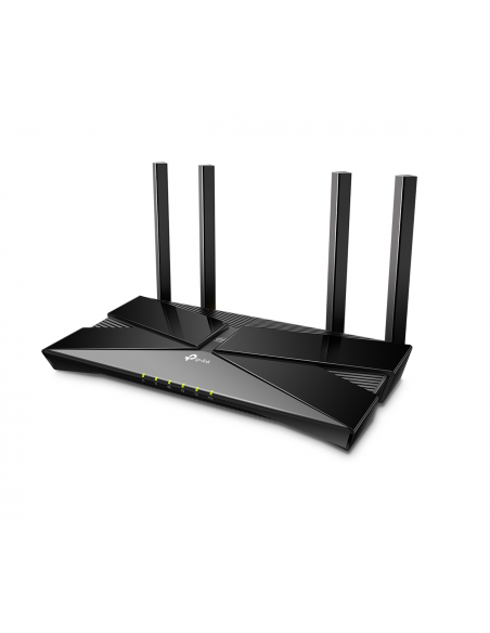TP-LINK Archer AX50 langaton reititin Kaksitaajuus (2,4 GHz/5 GHz) Gigabitti Ethernet Musta Tp-link ARCHER-AX50 - 3