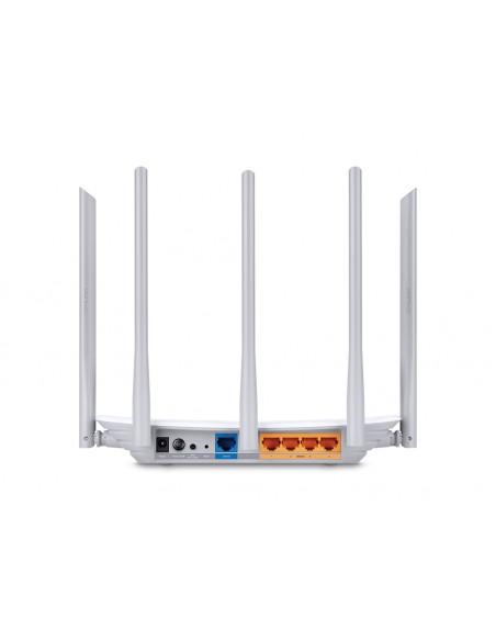 TP-LINK Archer C60 langaton reititin Kaksitaajuus (2,4 GHz/5 GHz) Nopea Ethernet Valkoinen Tp-link ARCHER-C60 - 2