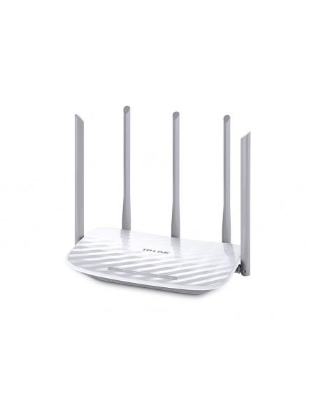 TP-LINK Archer C60 langaton reititin Kaksitaajuus (2,4 GHz/5 GHz) Nopea Ethernet Valkoinen Tp-link ARCHER-C60 - 3