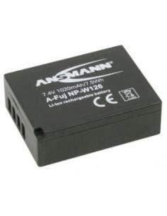 Ansmann A-FUJ NP-W 126 Litiumioni (Li-Ion) 1020 mAh Ansmann 1400-0029 - 1