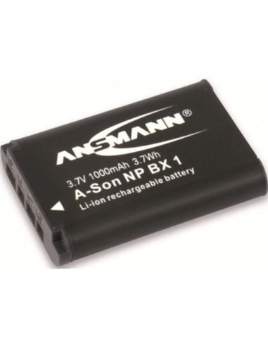 Ansmann 1400-0041 kameran/videokameran akku Litiumioni (Li-Ion) 1000 mAh Ansmann 1400-0041 - 1