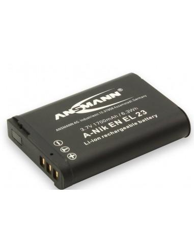 Ansmann 1400-0064 kameran/videokameran akku Litiumioni (Li-Ion) 1700 mAh Ansmann 1400-0064 - 1