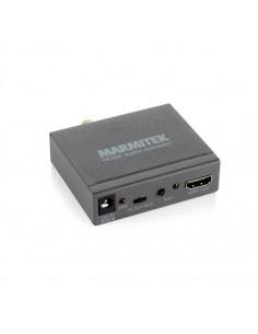 Marmitek Connect AE14 äänimuunnin Musta Marmitek 8276 - 1