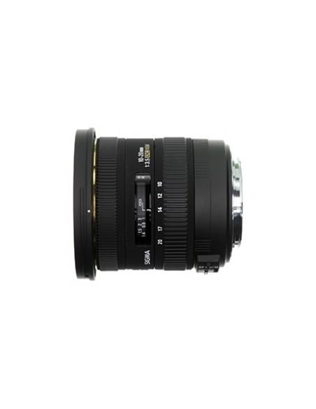 Sigma 10-20mm F3.5 EX DC HSM SLR Laajakulmaobjektiivi Musta Sigma 202956 - 2