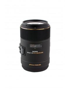 Sigma MACRO 105mm F2.8 EX DG OS HSM SLR Makro-objektiivi Musta Sigma 258956 - 1