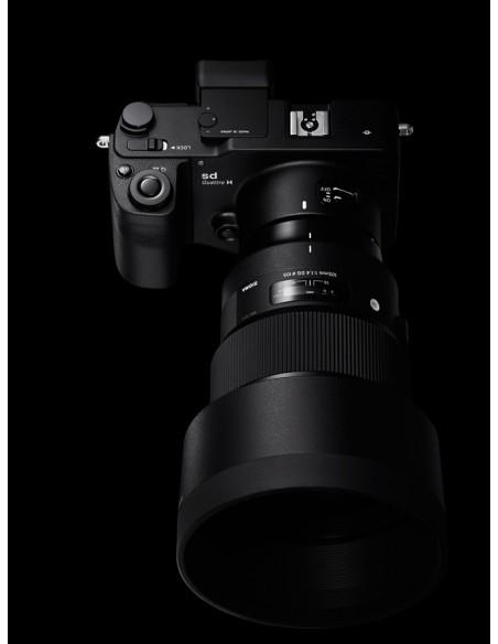 Sigma 105mm F1.4 DG HSM SLR Telezoom-objektiivi Musta Sigma 259965 - 4