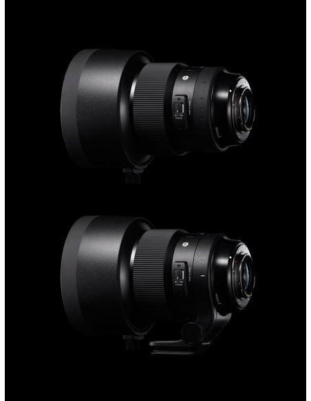 Sigma 105mm F1.4 DG HSM SLR Telezoom-objektiivi Musta Sigma 259965 - 5