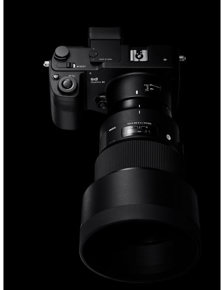 Sigma 105mm F1.4 DG HSM SLR Telezoom-objektiivi Musta Sigma 259965 - 7