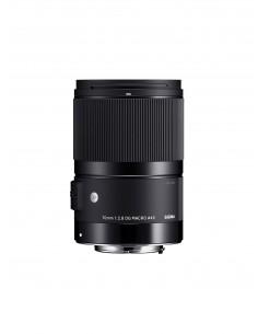 Sigma 70mm F2.8 DG Macro SLR Makro-objektiivi Musta Sigma 271965 - 1