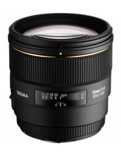 Sigma 85mm F1.4 EX DG HSM Vakio-objektiivi Musta Sigma 320956 - 1