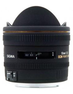 Sigma 10mm F2,8 EX DC HSM Fisheye Musta Sigma 477956 - 1