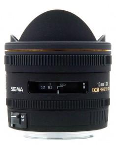Sigma 10mm f/2.8 EX DC HSM Diagonal Fisheye Musta Sigma 477961 - 1