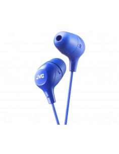 JVC HA-FX38-A-E Kuulokkeet In-ear Sininen Jvc HA-FX38-A-E - 1
