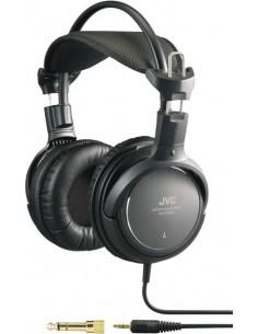 JVC HA-RX900 kuulokkeet ja kuulokemikrofoni Pääpanta Musta Jvc HARX900E - 1