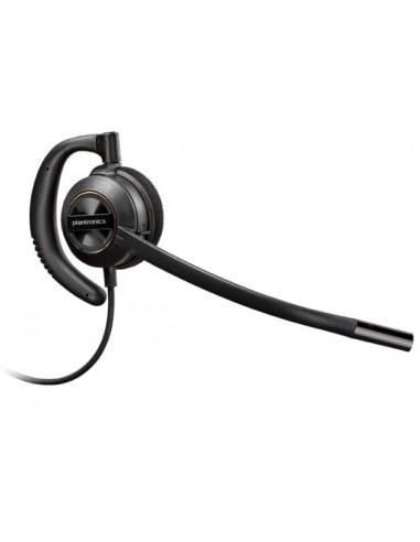 POLY HW530D Kuulokkeet Ear-hook Musta Plantronics 203193-01 - 1