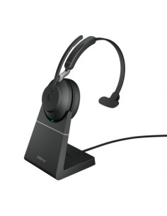 Jabra Evolve2 65. UC Mono Kuulokkeet Pääpanta Musta Jabra 26599-889-989 - 1