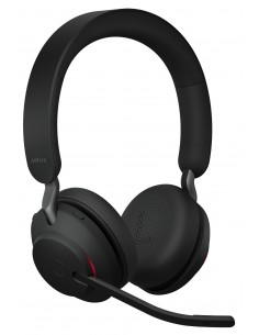 Jabra Evolve2 65. UC Stereo Kuulokkeet Pääpanta Musta Jabra 26599-989-899 - 1