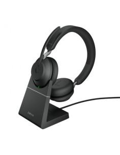 Jabra Evolve2 65. UC Stereo Kuulokkeet Pääpanta Musta Jabra 26599-989-989 - 1