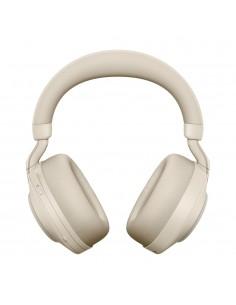 Jabra Evolve2 85. MS Stereo Kuulokkeet Pääpanta Beige Jabra 28599-999-988 - 1