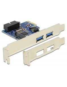 DeLOCK 89315 liitäntäkortti/-sovitin USB 3.0 Sisäinen Delock 89315 - 1