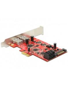 DeLOCK 89389 liitäntäkortti/-sovitin SATA,USB 3.2 Gen 1 (3.1 1) Sisäinen Delock 89389 - 1