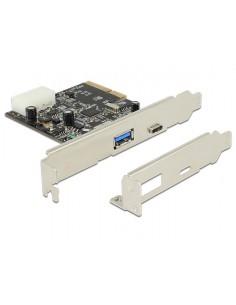 DeLOCK 89417 liitäntäkortti/-sovitin USB 3.1 Sisäinen Delock 89417 - 1