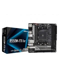 Asrock B550M-ITX/ac Kanta AM4 Mini ITX AMD B550 Asrock B550M-ITX/AC - 1
