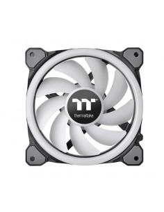 Thermaltake Riing Trio 12 LED RGB Radiator Fan TT Premium Edition Tietokonekotelo Tuuletin cm Thermaltake CL-F072-PL12SW-A - 1