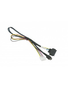 Supermicro CBL-SAST-0956 Serial Attached SCSI (SAS) cable 0.55 m Supermicro CBL-SAST-0956 - 1