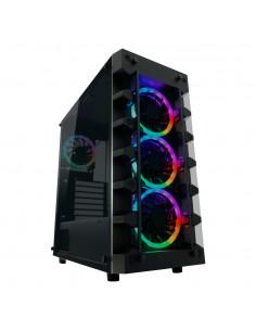 LC-Power Gaming 709B - Solar_System_X Midi Tower Musta Lc Power LC-709B-ON - 1