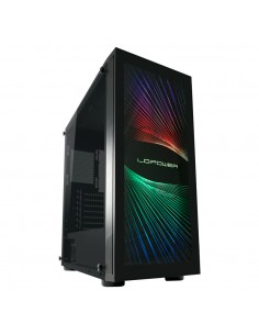 LC-Power Gaming 800B - Interlayer X Midi Tower Musta Lc Power LC-800B-ON - 1