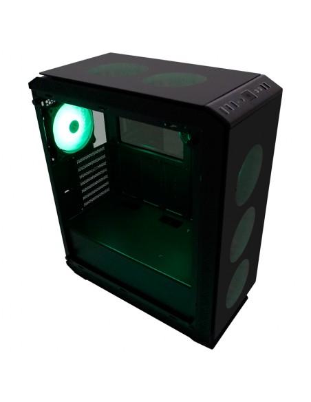 LC-Power Gaming 801B - Sera_X Midi Tower Musta Lc Power LC-801B-ON - 5