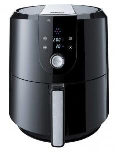 Steba HF 5000 XL Kuumakiertoilmakypsennin 5,2 L Yksi Musta Erillinen 1800 W Steba 265000 - 1