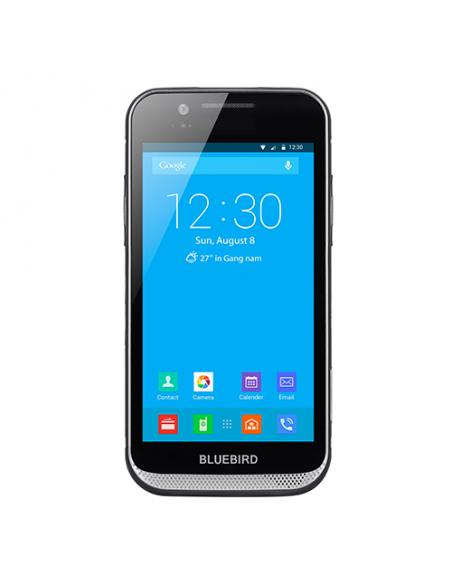 "Bluebird EF500 mobiilitietokone 12.7 cm (5"") 1280 x 720 pikseliä Kosketusnäyttö 260 g Musta Bluebird EF500-A4LDH - 3"