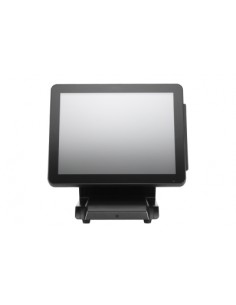 "Partner Tech SP-1060 38,1 cm (15"") 1024 x 768 pikseliä Kosketusnäyttö 2,3 GHz i5-6500TE All-in-one Musta Partner Tech IMP.SP1060"