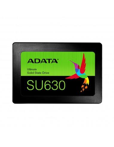"""ADATA Ultimate SU630 2.5"""" 480 GB SATA QLC 3D NAND Adata ASU630SS-480GQ-R - 1"""