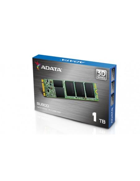 ADATA ASU800NS38-1TT-C SSD-massamuisti M.2 1000 GB Serial ATA III TLC Adata ASU800NS38-1TT-C - 2