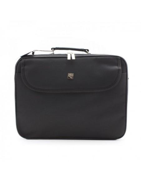 Sbox New York Läppärilaukku Laptop Bag Musta 15.6 Sbox NLS-3015B - 1