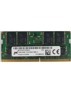Micron MTA16ATF2G64HZ-2G6E1 muistimoduuli 16 GB 1 x 8 DDR4 2666 MHz Micron MTA16ATF2G64HZ-2G6E1 - 1