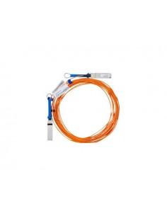 Mellanox Technologies 50m QSFP+ InfiniBand-kaapeli Oranssi Mellanox Hw MC2206310-050 - 1