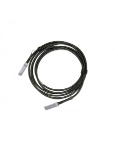 Mellanox Technologies MCP1600-E003E26 InfiniBand-kaapeli 3 m QSFP28 Musta Mellanox Hw MCP1600-E003E26 - 1