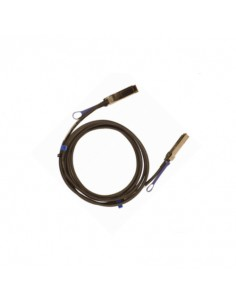 Mellanox Technologies MCP1700-B001E InfiniBand-kaapeli 1 m QSFP Musta Mellanox Hw MCP1700-B001E - 1