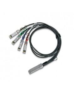Mellanox Technologies MCP7F00-A01AR30N InfiniBand-kaapeli 1.5 m QSFP28 4x SFP28 Musta Mellanox Hw MCP7F00-A01AR30N - 1