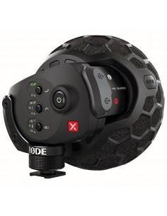 RØDE Stereo VideoMic X Digitaalikameran mikrofoni Musta Rode 400700060 - 1